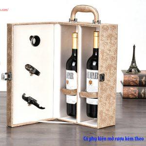 Hộp rượu