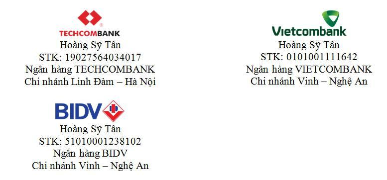 tk ngân hàng